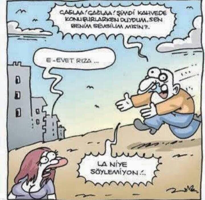 Aslı'nın Karikatür Seçimi...